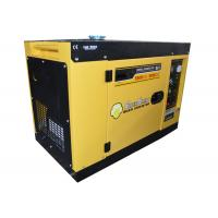 Buy cheap New Design 186F Single Phase 5KW  Small Portable Generators with Electric start from Wholesalers