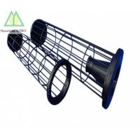 Buy cheap dust filter cage filter bag housing from wholesalers