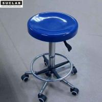 Buy cheap Height Adjustable Science Lab Stools Metal Swivel For University Schools from wholesalers