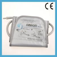 Buy cheap OMRON Sphygmomanometer Reusable Adult single tube NIBP cuff with metal ring from wholesalers