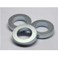 Buy cheap Sm2Co17 Ring Magnet with Nickel plating from wholesalers