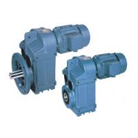 Buy cheap Parallel Shaft Helical Geared Motor Worm Gear Speed Reducer , P Series from wholesalers