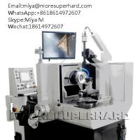 Buy cheap 150G PCD & CBN Tool Grinder for grinding PCD PCBN and CVD insert miya@moresuperhard.com from wholesalers