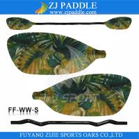 Buy cheap Fancy Fiberglass Whitewater Paddle from wholesalers