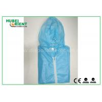 Buy cheap PP Medical Mens Insulated Coveralls / Custom Chemical Coverall Suit Eco - Friendly from wholesalers