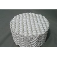 Buy cheap Ceramic Structured Packings,Structured Tower Packing,Distillation Tower Fillings,Packings from wholesalers