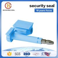 Buy cheap B206 tamper proof disposable shipping container security lock Container Truck Train Tanker from wholesalers