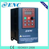 Buy cheap CE and ISO approve 0.2kw to 220kw single and three phase input frequency inverter ac drive vfd vsd made in China from wholesalers