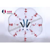 Buy cheap Dia 1.5m Inflatable Sports Equipment austin bubble soccer miami for party from wholesalers