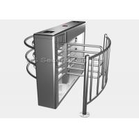 Buy cheap Electronic Security Single Full Height Turnstiles For Indoor Library from wholesalers