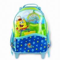 Buy cheap Children's School Backpacks/Licensed Characters Backpacks with Two Mesh Side Pockets from wholesalers