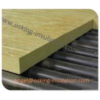 Buy cheap china Rock wool board insulation materials for wall from wholesalers