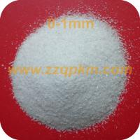Buy cheap White Fused Alumina 0 - 1 mm from wholesalers