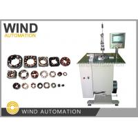 Buy cheap Needle Winder 4 Axis CNC Cam Indexing Thin Wire Below 0.8mm Stator from wholesalers