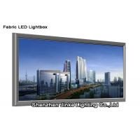 Buy cheap Ultra Slim LEDDisplay Light Box Bus Stations With Tension Fabric Frames from wholesalers