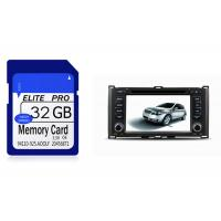 Buy cheap High Speed Mobile Memory Micro Sd Card 16gb 32gb For Opel / Nissan Car Navigator from wholesalers