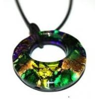 Buy cheap Millefiori Starfish Anniversary, Engageme Lampwork / murano glass pendant necklaces from wholesalers