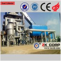 Buy cheap Industrial bag house for cement plant dust collector from wholesalers