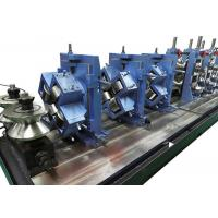 Buy cheap Hydraulic Cutting Steel Strut Channel Roll Forming Machine With PLC Control from wholesalers