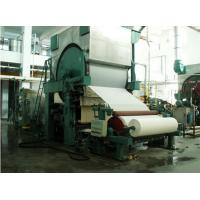 Buy cheap China high speed tissue paper machine,toilet paper machine from wholesalers