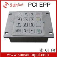 Buy cheap Wincor EPP V5 keypad/Wincor EPP V5 Pinpad Encryption PIN Pad EPP atm Keyboard from wholesalers