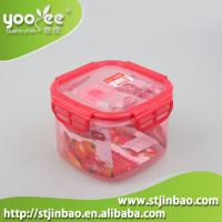 Buy cheap New Design 3 in 1 Set Plastic Lock and Seal Food Container with Lid from wholesalers