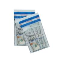Buy cheap Custom Thickness Tamper Proof Evidence Bags With Hot Melt Adhesive Security Seal Tape from wholesalers