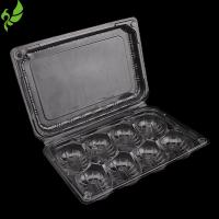 Buy cheap Disposable PET material plastic fruit tray for kiwifruit packing wholesale from wholesalers