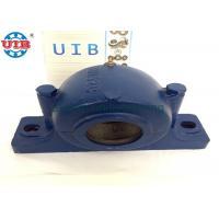 Buy cheap C45 SN511 Split Plummer Block Radial Bearing , Gray Cast Iron Low Friction Bearings from wholesalers