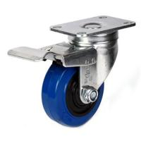 "Buy cheap 4""elastic rubber caster product"