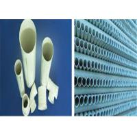Buy cheap High Intensity Pvc U Drainage Pipe 1.0Mpa Pressure Grade Smooth Inner Walls from wholesalers