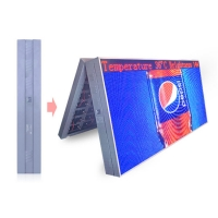 Buy cheap Double Sided Front Open Nationstar P4 outdoor Led Display from wholesalers