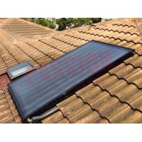 Buy cheap Hotel Solar Water Heater Modern Design High Pressure Flat Plate Solar Collector from wholesalers