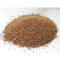 Buy cheap Fish feed Brown granules Raw Materials feed pellet with approved product