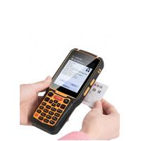 Buy cheap RFID R310 Android PDA 1D 2D Mobile Terminal Rugged PDA Logistics Bar Code Scanner from wholesalers