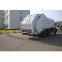 Buy cheap Detachable And Hydraulic Compress Garbage Compactor Truck 20Mpa from wholesalers