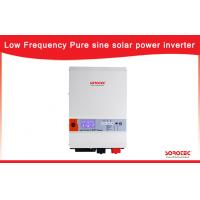 Buy cheap Solar Power System 6Kw Solar Inverter Pure Sine Wave Inverter 220 / 240VAC from wholesalers