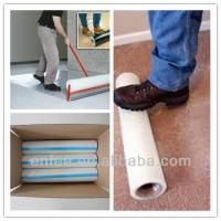 Buy cheap PE Plastic Reverse Wound Carpet Protection Film from wholesalers