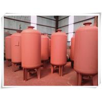 Buy cheap ASME Standard Diaphragm Water Pressure Tank Vessel For Water Pump System product