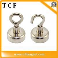 Buy cheap Rare earth Neodymium magnetic hook from wholesalers