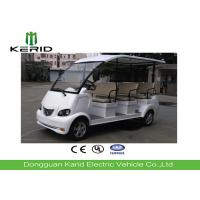 Buy cheap Multi Passenger Electric Sightseeing Bus , 8 Seater Golf Cart Street Legal from wholesalers