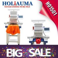 China High quality used embroidery machine one head similar to tajima embroidery machine on sale