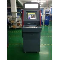 Buy cheap Customized Color Self Service Printing Kiosk With Thermal Printer For Public Places from wholesalers