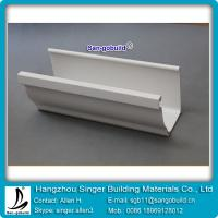 Buy cheap 5.2 inch rain gutter from wholesalers