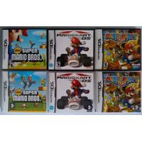 Buy cheap MIX Top Seller Classic ds games for ds dslite dsi xl 3DS games Animal Crossing Mario bros kart party DK luigi from wholesalers