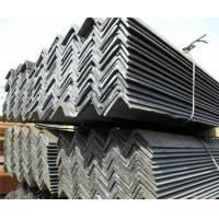 Buy cheap S235 S355 SS400 Steel Angle Section Angle Iron Angle Bar Angle steel from wholesalers