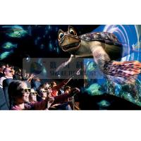Buy cheap Realistic 6D Cinema Simulator With Cinema Special Effects And Curved Screen product
