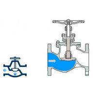 Buy cheap Weld Type High Pressure Ball Valves , Stainless Steel Globe Valve Class 3000 from wholesalers