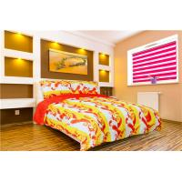 Buy cheap Bamboo 3pcs Comforter Set Printed Bedding Set Queen/King Size from wholesalers