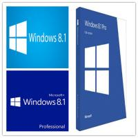 Buy cheap Original Windows 8.1 Pro OEM License , Windows 8.1 Download 64 Bit For PC from wholesalers